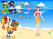 Beach Wear Dressup thumbnail