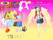 Thumbnail of Fashion Angel Dress Up