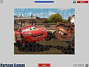 Thumbnail of McQueen Cars Jigsaw