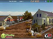 Thumbnail of Desert Dirt Motocross
