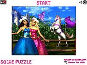 Thumbnail of Princess Ride Jigsaw