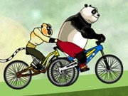 Thumbnail of KungFu Panda Racing Challenge