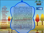 Word Search Gameplay 4 - Cards thumbnail