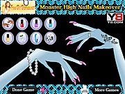 Monster High Nails Makeover thumbnail