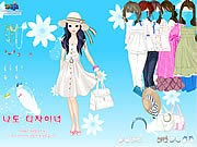 Thumbnail of Spring Hats Dress Up