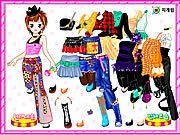 Thumbnail of Dancer Dressup 2