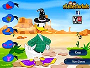 Thumbnail of Donald Duck Dress Up