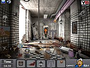 Thumbnail of Scary Room Hidden Objects