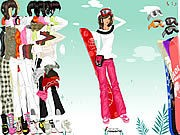 Thumbnail of Hot Snow Skiing Apparel
