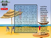 Thumbnail of Word Search Gameplay 7 - Europe