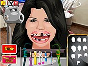 Thumbnail of Selena Gomez Perfect Teeth
