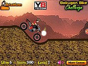 Thumbnail of Bakugan Bike Challenge