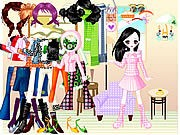 Thumbnail of Funky Cool Dressup