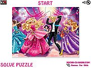 Thumbnail of Princess Charm School  Party Jigsaw