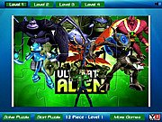 Thumbnail of Ben 10 Ultimate Alien Jigsaw
