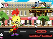 Thumbnail of Chicken Little Dress Up