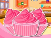 Thumbnail of Creamy Cupcake Hidden Objects