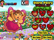 Dora Fairy Dress Up thumbnail