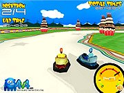 Bumper Car Race thumbnail
