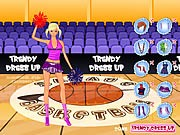 Thumbnail of Trendy Dressup Cheerleader