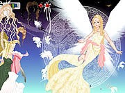 Thumbnail of Angel Princess Dressup
