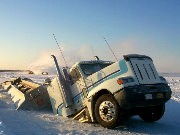 Thumbnail of Ice Road Trucker