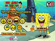 Spongebob Squarepants Dress Up thumbnail