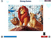 The Lion King Puzzle thumbnail