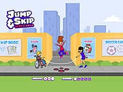 Thumbnail of Jump & Skip with Carla