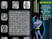 Batman Wordsearch thumbnail