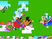 Dora Greedy King Puzzle thumbnail
