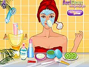 Thumbnail of Pajama Party Facial Makeover