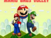Thumbnail of Mario Bros Volley