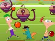 Thumbnail of Phineas and Ferb Alien Ball