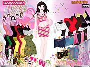 Thumbnail of Brenda Skirt Girl Dressup