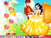 Thumbnail of Prince and Princess Dancing Style