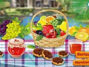 Thumbnail of Summer Food Table Decoration