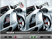 Thumbnail of Car Find the Difference