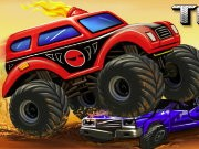 Crazy Monster Truck thumbnail