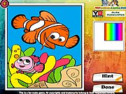 Finding Nemo Coloring thumbnail