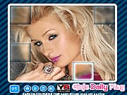 Thumbnail of Paris Hilton Puzzle Time