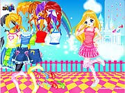 Dancing Madeline Dress Up thumbnail