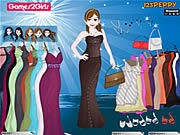 Thumbnail of Sandra Prom Party Dressup