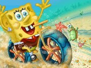Thumbnail of Spongebob Motocross 2