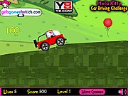 Thumbnail of Hello Kitty Car Driving