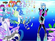 Thumbnail of With Ocean Inside Dress Up