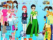 Thumbnail of Perfect Match Dress up