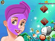 Thumbnail of Princess Ariel Facial Makeover