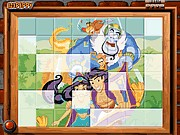 Sort My Tiles Aladin and Genie thumbnail