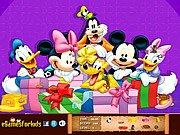 Thumbnail of Mickey Mouse Hidden Objects